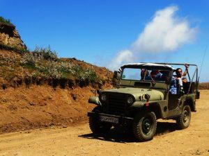 Jeep Riding