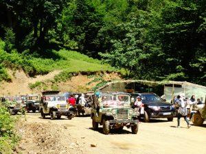 K.M Jeeps