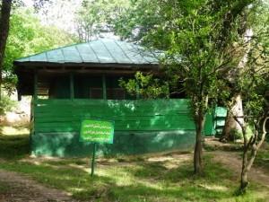 Chale-Sara Imam-Zade (holy shrine) , Chale-Sara Hike