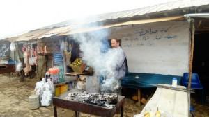 قصابی های بازارچه جواهردشت