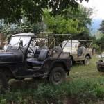K.M Jeeps to Javaher-Dasht