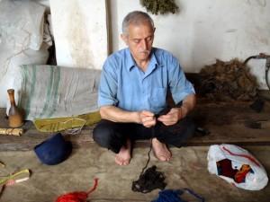 Hallaj Rezaei:master feltmaker