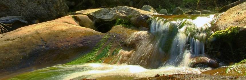 Damkesh Spring, National Natural Monument