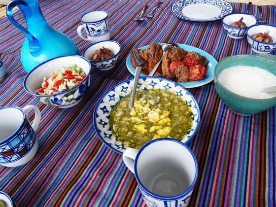 Gileboom vegetarian cuisine