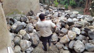 چیدن کلان سنگها