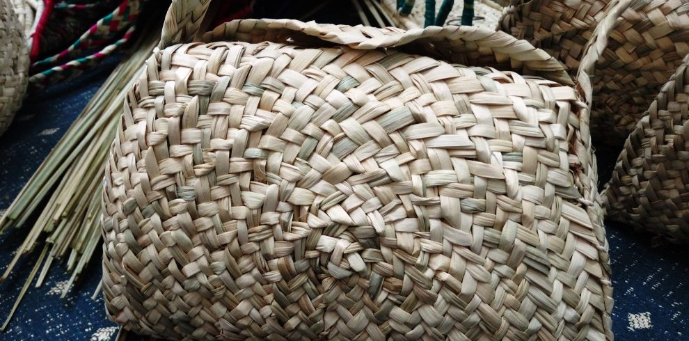Mat Weaving Workshop