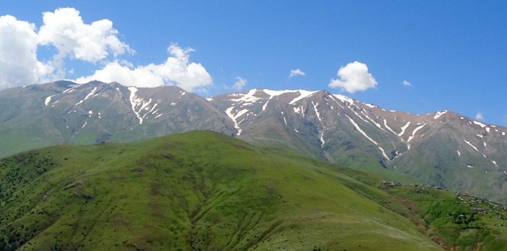 Somamous peak climbing
