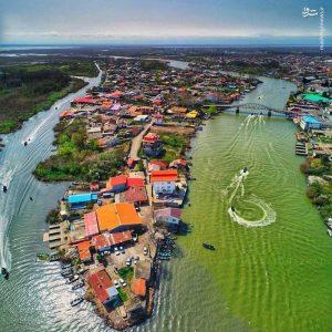 Anzali Lagoon