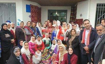 Qasem Abad WCC-World Craft City for Chadorshab weaving